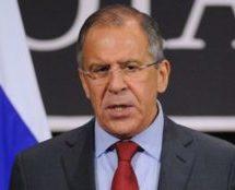 Лавров: РФ поддерживает идею созвать конференцию по Афганистану в марте