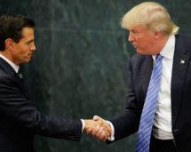 WP: президент Мексики отменил визит в США после разговора с Трампом