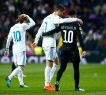«Реал» одержал волевую победу над «ПСЖ» в Лиге чемпионов